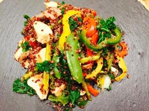 Quinoa Stir Fry 2