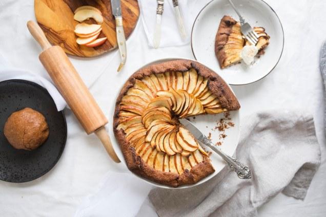 apple galette 5